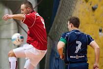 2. liga Západ: Sl. Liberec - Olympik Mělník