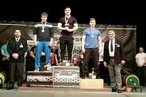 Dominik Špinka přivezl z Liberce stříbrnou medaili