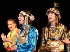Šeherezáda mělnických divadelníků má úspěch.