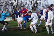 Sokol Záryby - FK Pšovka Mělník (4:0); 16. kolo I. B třídy, 4. dubna 2015