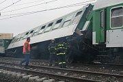 Z březnové nehody u Vraňan