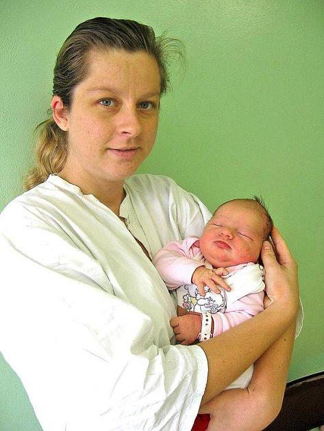 Anna Černášová se rodičům Daně a Pavlovi z Vehlovic narodila 26. září 2008, vážila 3,95 kg a měřila 51 cm. Na sestřičku se těší 2,5letý Honzík