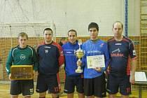 O zimní pohár Bruna Mlazice 2012