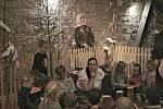 VRegionálním muzeu Mělník byl ve čtvrtek 27. února zahájen první den dalšího cyklu interaktivních programů pro školy, tentokrát snázvem Děti, přišel jara čas aneb jak to bylo u Kudrnů.