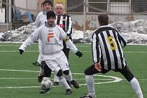 Mělnická zimní liga: FC Mělník - Odolena Voda