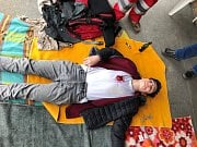 V roce, kdy slaví Český červený kříž (ČČK) sto let od svého založení, připravil v sobotu 18. května mělnický Oblastní spolek ČČK za podpory padesáti dobrovolníků, města Mělníka a darů od sponzorů, oblastní kolo soutěže mladých zdravotníků.