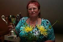 Zlatý pohár získala Jana Čermáková v Pardubicích