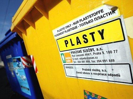 V současné době se v průměru daří vytřídit přibližně 15% odpadu.