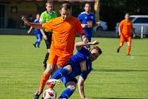 O krok napřed zpravidla byli v klíčových momentech utkání s Vojkovicemi fotbalisté Staré Boleslavi. Na konečném výsledku (3:8) to bylo znát.