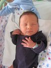 Adam Krouský se rodičům Haně Odvárkové a Lukáši Krouskému z Neratovic narodil v mělnické porodnici 18. března 2017, vážil 3,06 kg a měřil 48 cm. Na brášku se těší skoro 4letá Simonka.