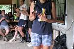 Nejlepší volejbalistka turnaje Irča Lysá