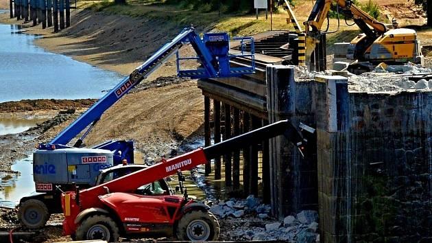 Hlavní hořínská komora aktuálně prochází zásadními rekonstrukcemi.