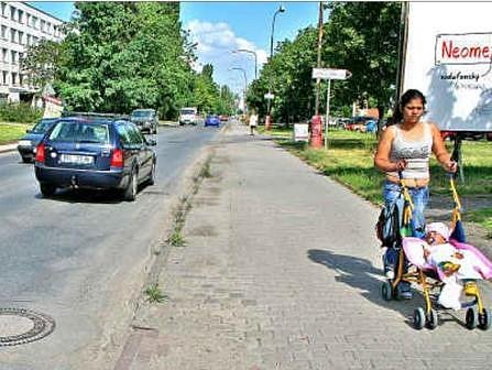 Zda bude z Bezručovy a Mladoboleslavské ulice široká promenáda, je zatím ve hvězdách.