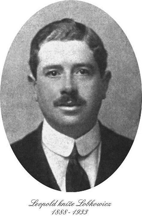 Leopold Lobkowicz z Dolních Beřkovic. V roce 1931 koupil Mělnický i Pšovecký pivovar.