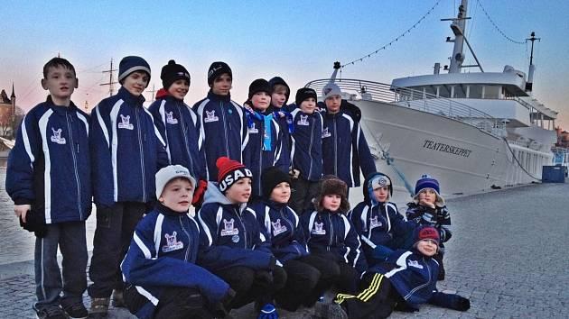 Kralupští mladší žáci ve Švédsku