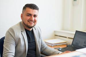 Vladimír Kaňka, předseda FK Neratovice/Byškovice