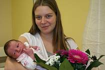Elizabeth s maminkou Lucií Tůmovou.
