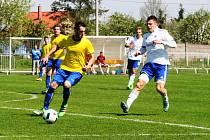Derby mezi divizními celky Mělnicka čeká fotbalové fanoušky v sobotu 17. září od 10,15 hodin v Libiši.