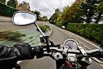 Motorkář. Ilustrační foto.