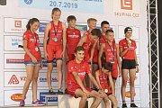 Triathlon Mělník 2019.