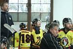 Krajská liga, 1. kolo: HC Junior Mělník - Spartak Žebrák (6:4)