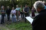 Ve Mšeně otevřeli dvě obnovené historické cesty.