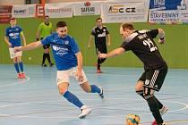 Futsalisté Olympiku Mělník porazili v 19. kole 1. Futsal ligy Českou Lípu 5:0.