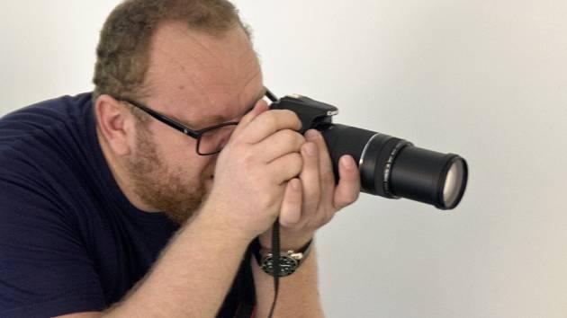 Fotografický kurz ve Volnočásku.