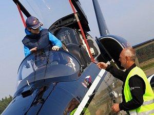 Den zaměstnanců Aero Vodochody