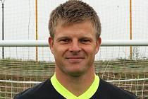 Fotbalový brankář Radim Straka