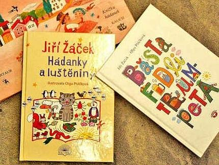 Půvabné obrázky Olgy Ptáčkové mohou lidé znát například z knih od spisovatele Jiřího Žáčka.