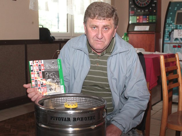 Vítěz jarního kola Tip ligy Jaroslav Kouba.