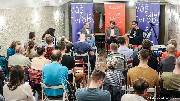 Diskuze zpravidelného cyklu Café Evropa vregionech se uskuteční také vMělníku.