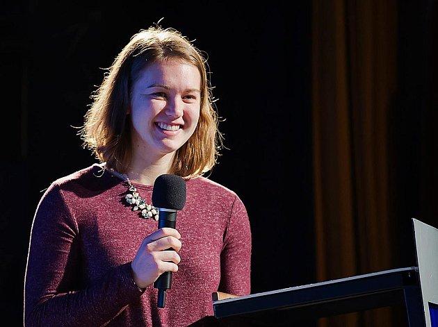 Sportovcem roku je veslařka Anna-Marie Macková.