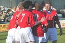 Zopakují si fotbalisté Pšovky proti vedoucímu týmu tabulky ze Záp  radost z posledního domácího utkání s rovněž silnou Velkou Dobrou (1:0)?