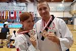 O obrovský úspěch se v červnu postarala česká reprezentace poomsae Taekwondo WTF, která z Austra Open (G-1) přivezla zlatou medaili v kategorii jednotlivců, a stříbrné medaile v kategoriích páry a týmy.