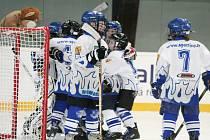 Mikulášský turnaj hokejistů 3. třídy v Kralupech