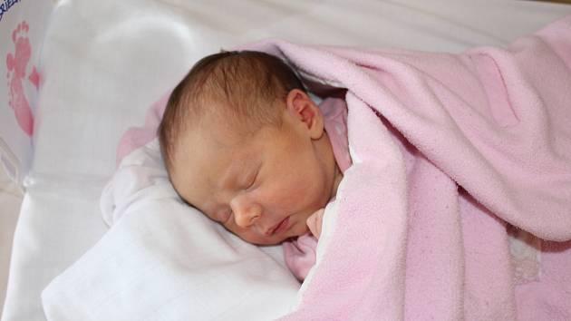 Gabriela Pešková, Jenštejn. Narodila se 24. září 2019, po porodu vážila 2 850 g a měřila 49 cm. Rodiči jsou Jan Peška a Malgorzata Pešková.