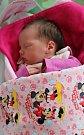 NELA DUDOKOVÁ  se rodičům Lucii Janovské a Luďkovi Dudokovi z Mělníka, narodila v mělnické nemocnici 30. 4. 2018, vážila 2,870 kg, měřila 48 cm. Doma na sestřičku čekají Anežka a Daniel 11 let.