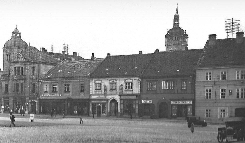 Fotografie z 20. let minulého století