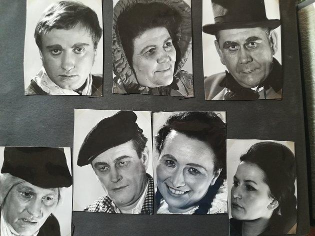 Píše se rok 1970 a byšičtí ochotníci sklízejí úspěchy s hrou Paličova dcera