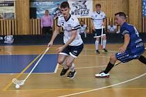 Kralupy Wolves v semifinále domácího turnaje prohrály s FBC Rokycany 6:20.
