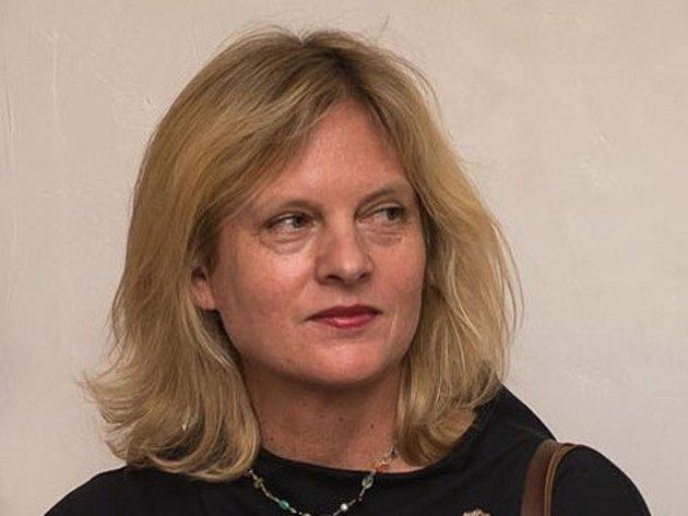 Ředitelka Galerie Středočeského kraje (GASK) Jana Šorfová.