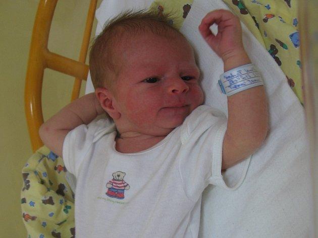 Matyáš Vaněk se rodičům Tereze Trčové a Waldemaru Vaňkovi z Vrátna narodil v mělnické porodnici 27. července 2013, vážil 3,47 kg a měřil 50 cm. Na brášku se těší 4letý Kubíček.