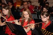 Komorní orchestr Základní umělecké školy Mělník