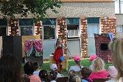 Divadelní pouť dětem se konala  již po devatenácté.