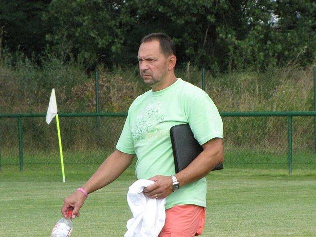 Trenér Zdeněk Havel