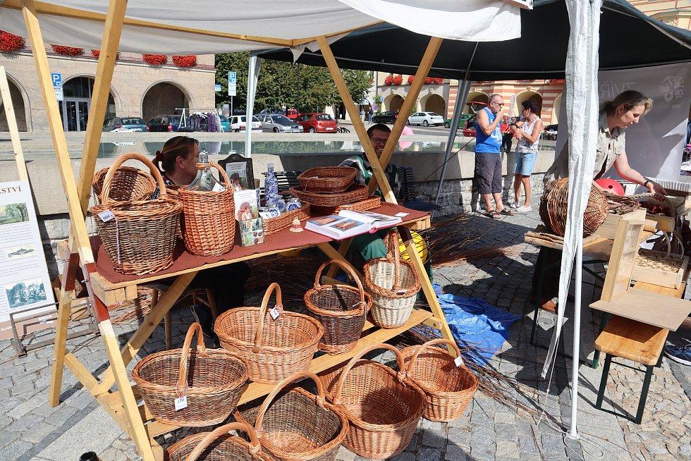 Farmářské trhy v Mělníku