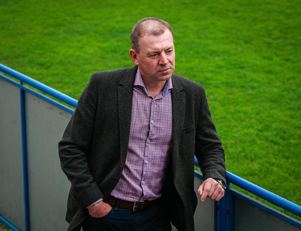 Petr Tač je předsedou Petřkovic, vedle toho ale vede nově i třetiligový Hlučín.