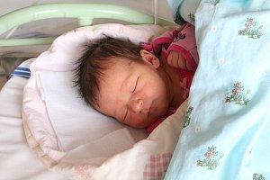 ELIŠKA RICHTRMOCOVÁ se rodičům Ivetě a Jaroslavovi z Medonos narodila 19. března 2018 v mělnické porodnici, vážil 3,32 kg a měřil 48 cm. Doma se na ni těší 3letý Štěpánek.